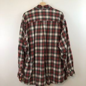 Tommy Hilfiger Shirts - Tommy Hilfiger Plaid Long Sleeve Button Down